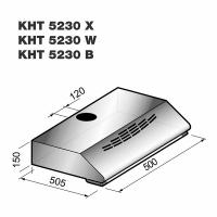 Korting KHT 5230 W