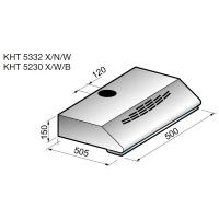 Korting KHT 5332 W