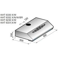 Korting KHT 6332 W