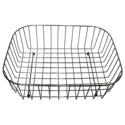 Корзина для посуды прямоугольная №4